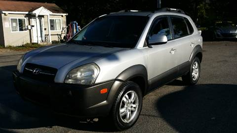 2006 Hyundai Tucson for sale in North Easton, MA