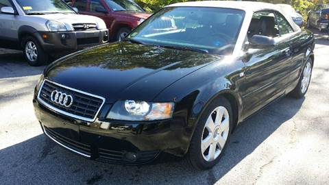 2006 Audi A4 for sale in North Easton MA