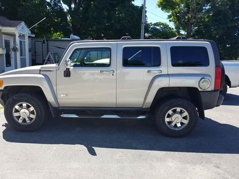 2006 HUMMER H3 for sale in North Easton, MA