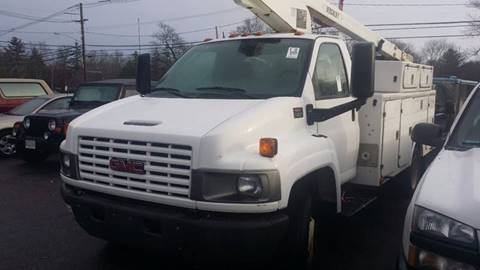 2005 GMC TOPKICK for sale in North Easton MA