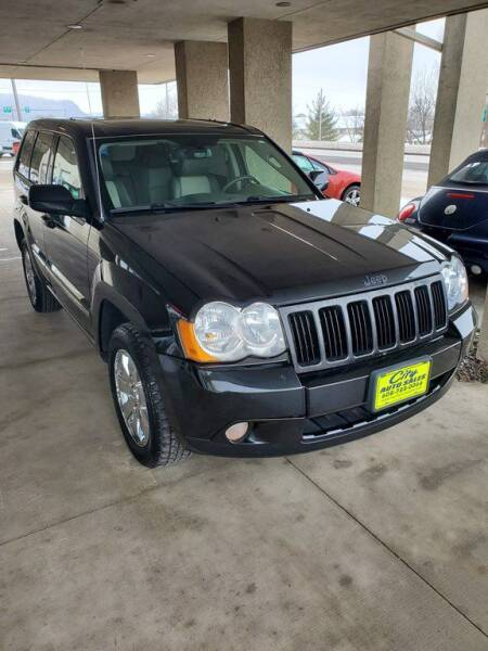 2008 Jeep Grand Cherokee Limited (image 7)