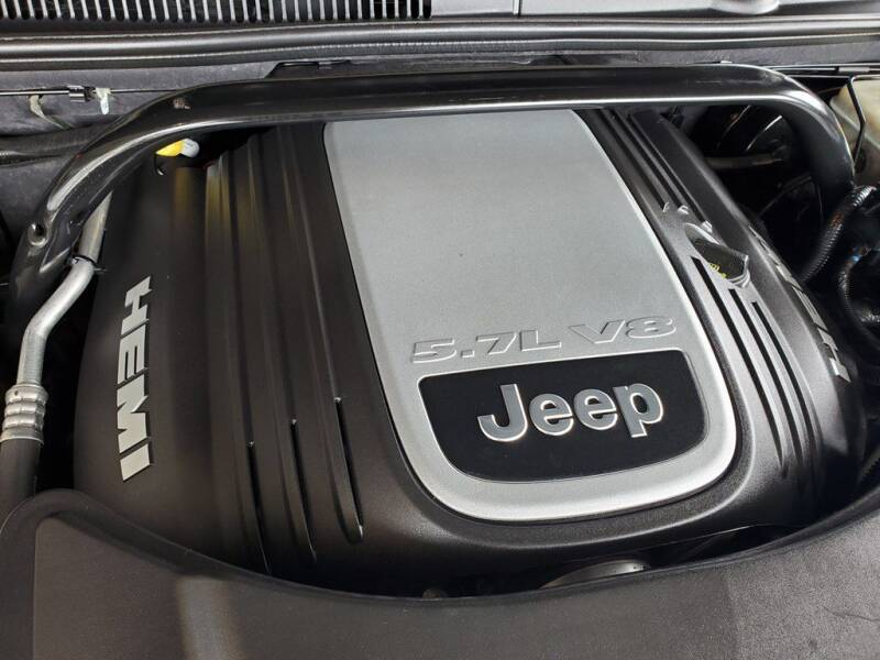 2008 Jeep Grand Cherokee Limited (image 20)