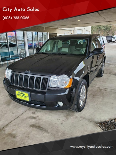 2008 Jeep Grand Cherokee Limited (image 3)