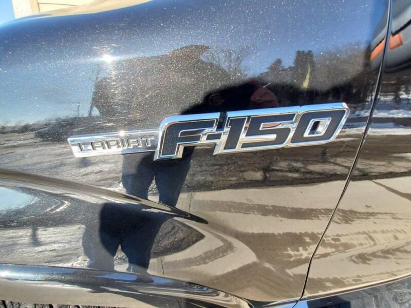 2010 Ford F-150 Lariat (image 19)