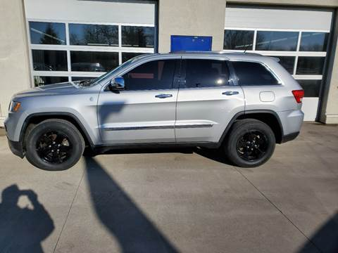 2011 Jeep Grand Cherokee Limited for sale at City Auto Sales in La Crosse WI
