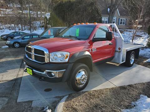 2008 Dodge Ram Chassis 4500 for sale at City Auto Sales in La Crosse WI