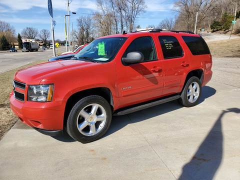 2012 Chevrolet Tahoe LS for sale at City Auto Sales in La Crosse WI