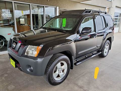 2007 Nissan Xterra S for sale at City Auto Sales in La Crosse WI