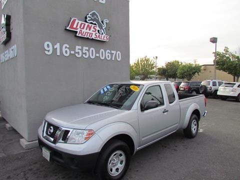 2010 Nissan Frontier for sale in Sacramento, CA