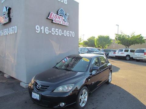 2006 Mazda MAZDA3 for sale in Sacramento, CA