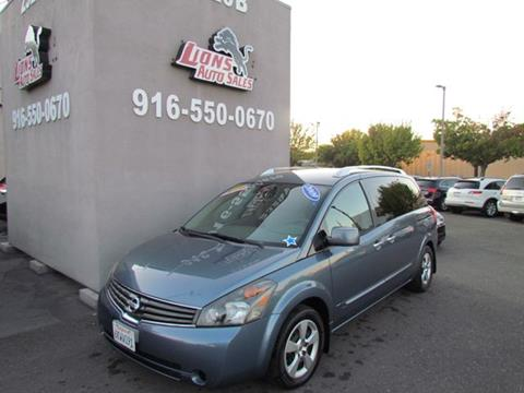 2009 Nissan Quest for sale in Sacramento, CA