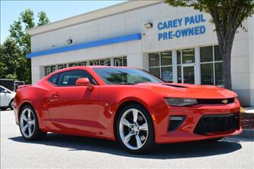 2016 Chevrolet Camaro for sale in Snellville, GA