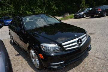 2011 Mercedes-Benz C-Class for sale in Snellville, GA