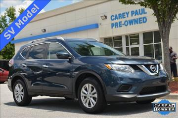 2016 Nissan Rogue for sale in Snellville, GA