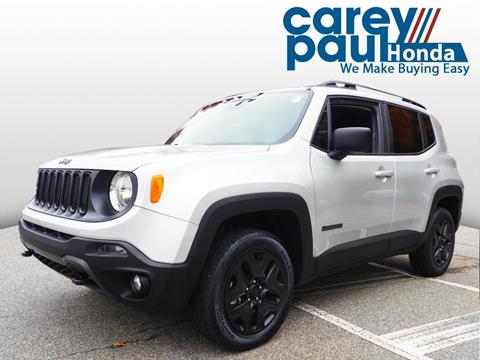 2018 Jeep Renegade for sale in Snellville, GA
