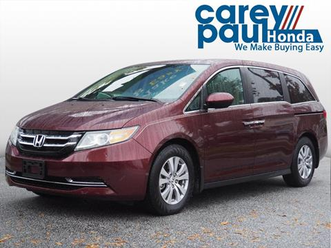 2016 Honda Odyssey for sale in Snellville, GA