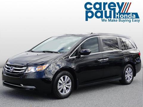 2017 Honda Odyssey for sale in Snellville, GA