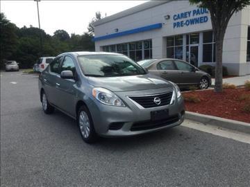 2012 Nissan Versa for sale in Snellville, GA