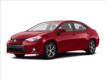 2016 Toyota Corolla for sale in Snellville, GA