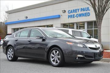 2013 Acura TL for sale in Snellville, GA