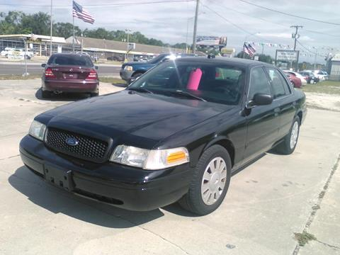 Ford Crown Victoria For Sale Carsforsalecom - 2007 ford