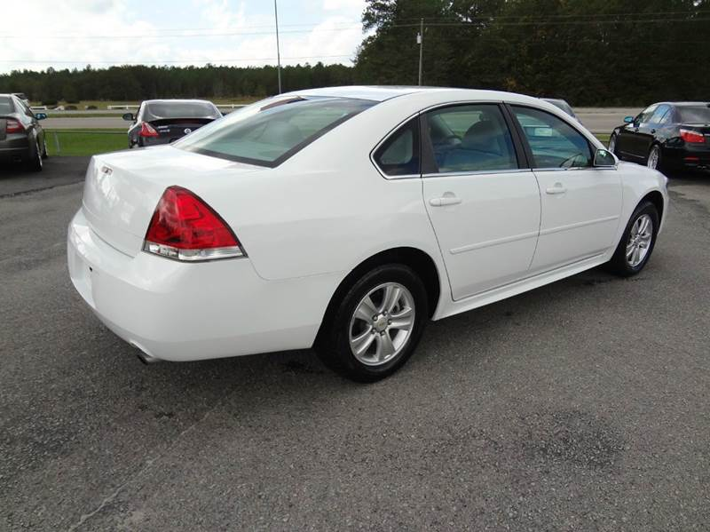2014 Chevrolet Impala Limited for sale at 601 Imports, Inc in Lugoff SC