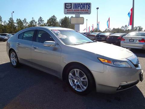 2010 Acura TL for sale at 601 Imports, Inc in Lugoff SC