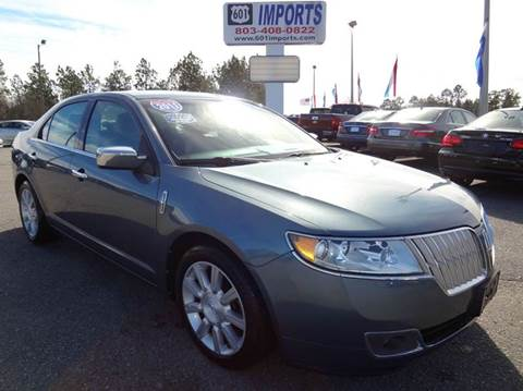 2011 Lincoln MKZ for sale at 601 Imports, Inc in Lugoff SC