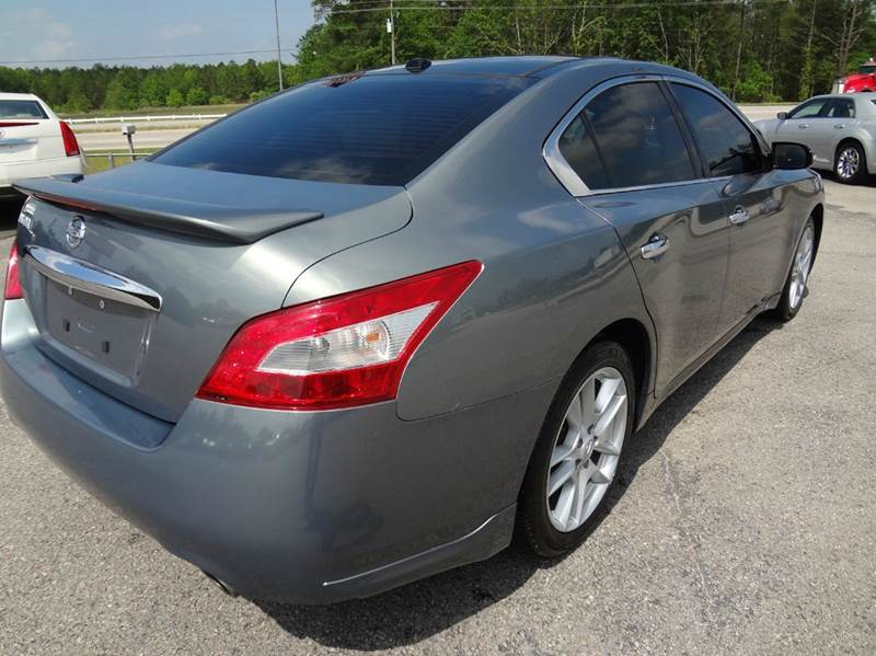 2011 Nissan Maxima for sale at 601 Imports, Inc in Lugoff SC