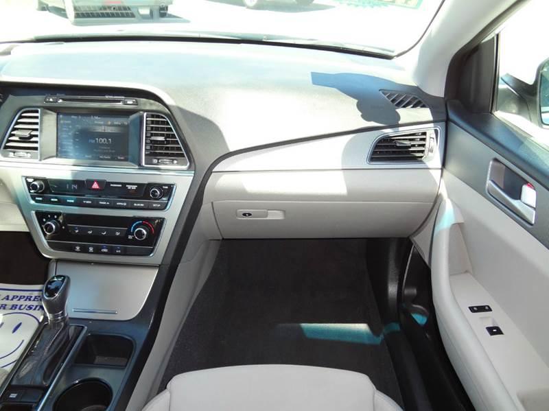 2016 Hyundai Sonata for sale at 601 Imports, Inc in Lugoff SC