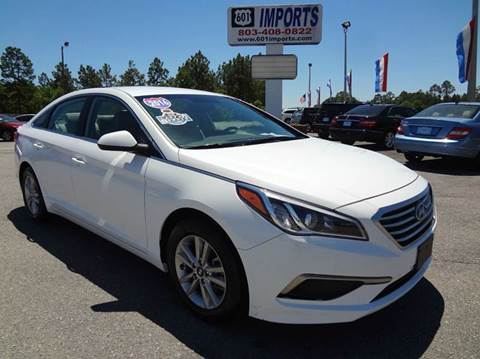 2016 Hyundai Sonata for sale at 601 Imports, Inc in Lugoff SC