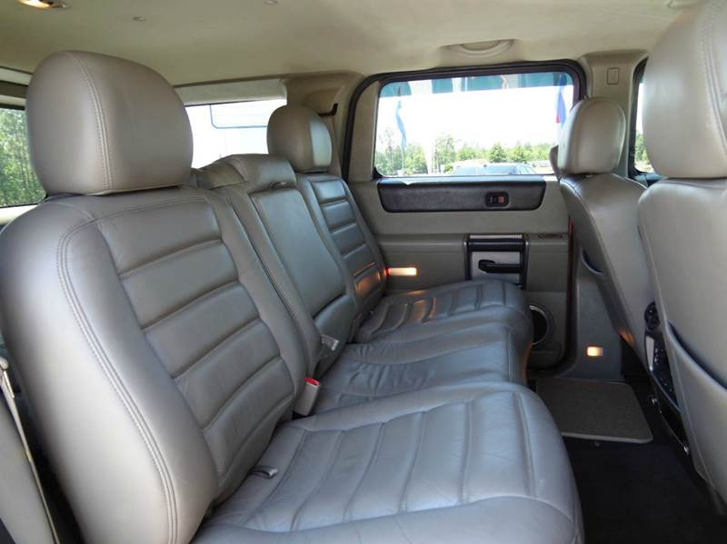 2004 HUMMER H2 for sale at 601 Imports, Inc in Lugoff SC