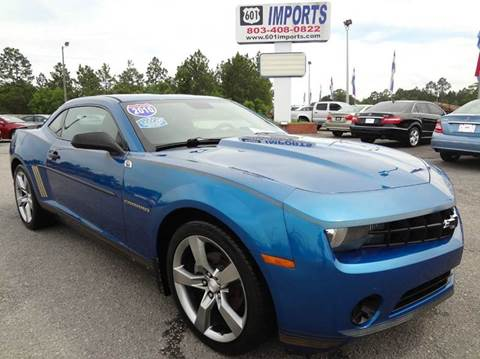 2010 Chevrolet Camaro for sale at 601 Imports, Inc in Lugoff SC