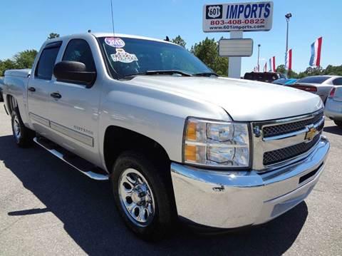 2013 Chevrolet Silverado 1500 for sale at 601 Imports, Inc in Lugoff SC