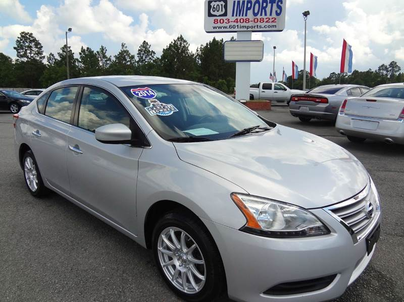 2014 Nissan Sentra for sale at 601 Imports, Inc in Lugoff SC