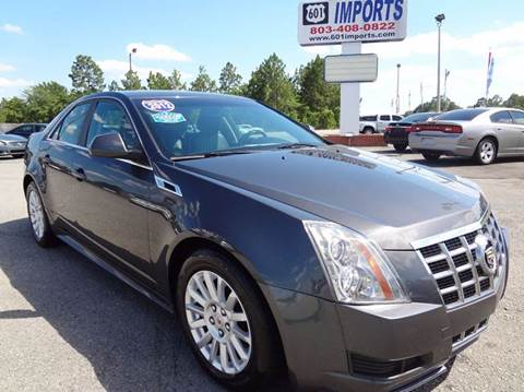 2012 Cadillac CTS for sale at 601 Imports, Inc in Lugoff SC
