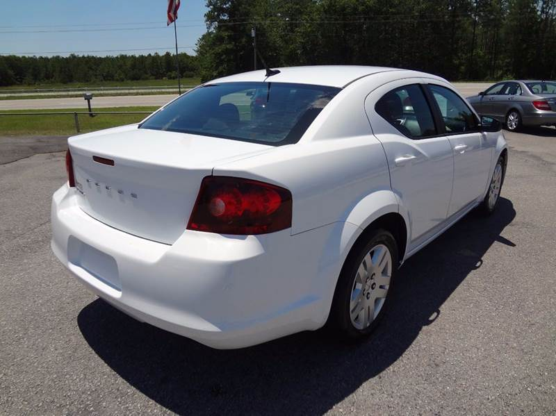 2014 Dodge Avenger for sale at 601 Imports, Inc in Lugoff SC