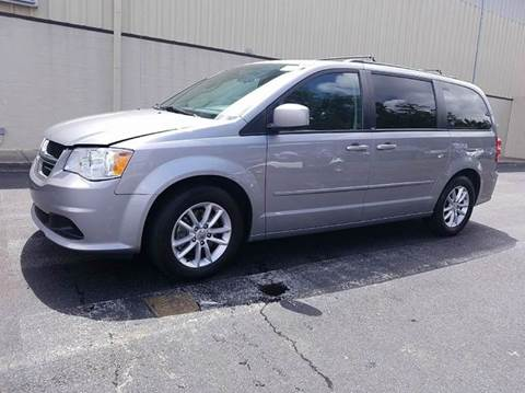 2014 Dodge Grand Caravan for sale at 601 Imports, Inc in Lugoff SC