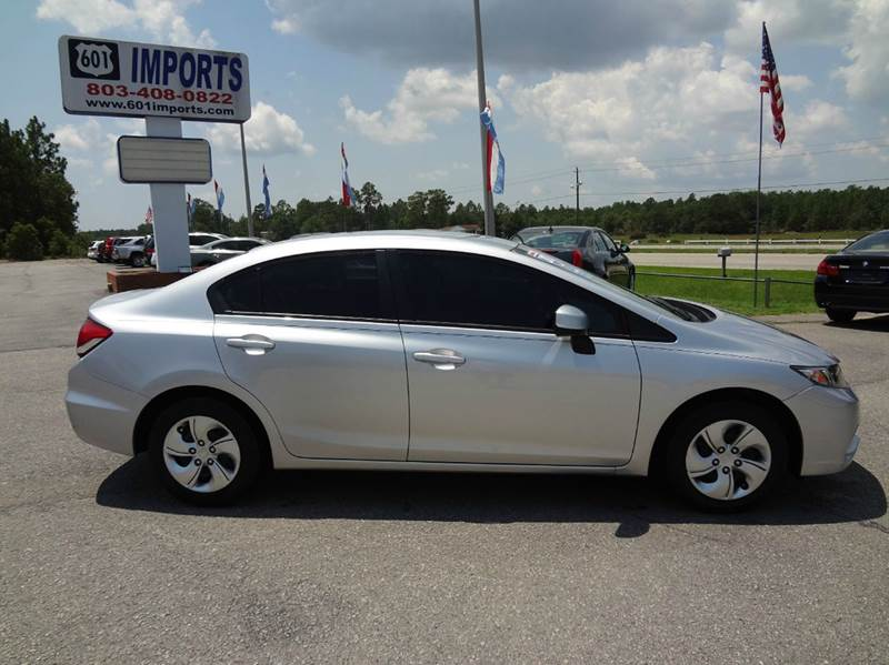 2013 Honda Civic for sale at 601 Imports, Inc in Lugoff SC