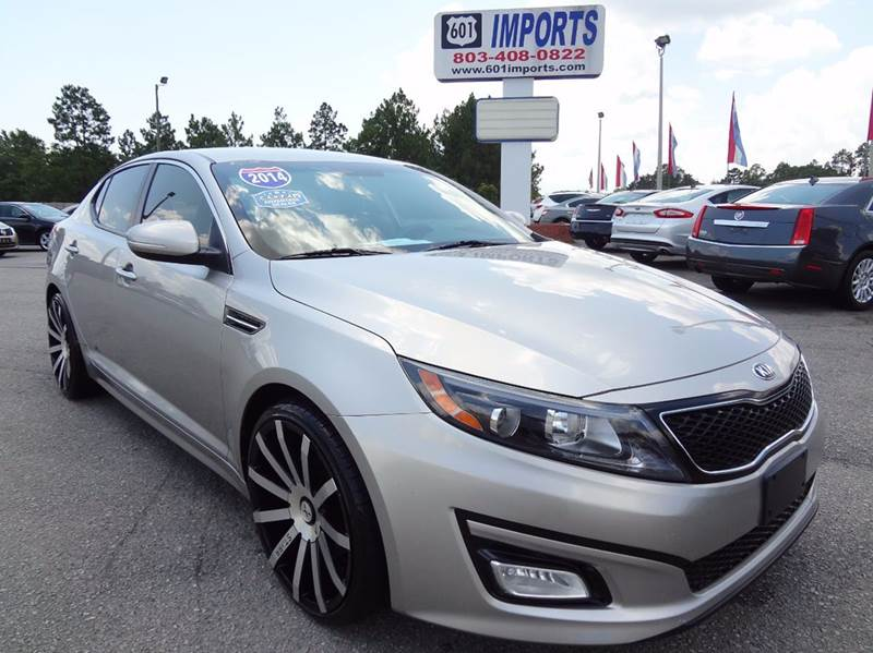 2014 Kia Optima for sale at 601 Imports, Inc in Lugoff SC