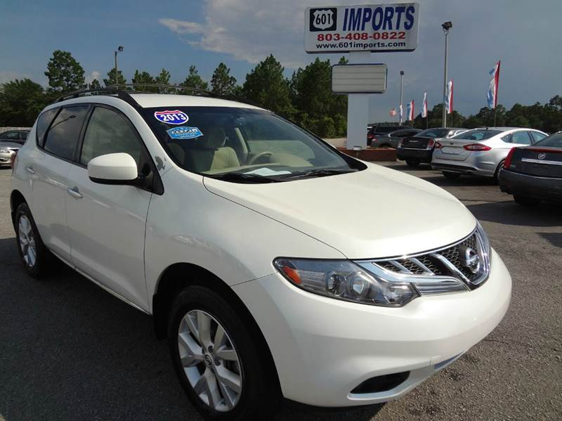 2013 Nissan Murano for sale at 601 Imports, Inc in Lugoff SC