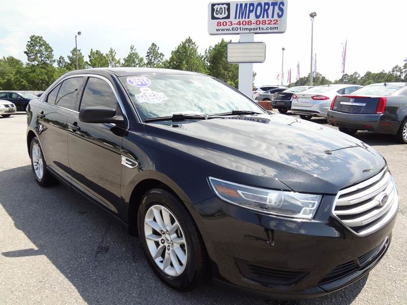2015 Ford Taurus for sale at 601 Imports, Inc in Lugoff SC