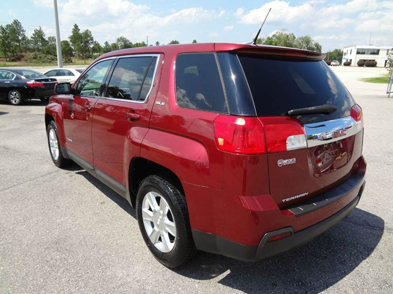 2011 GMC Terrain for sale at 601 Imports, Inc in Lugoff SC