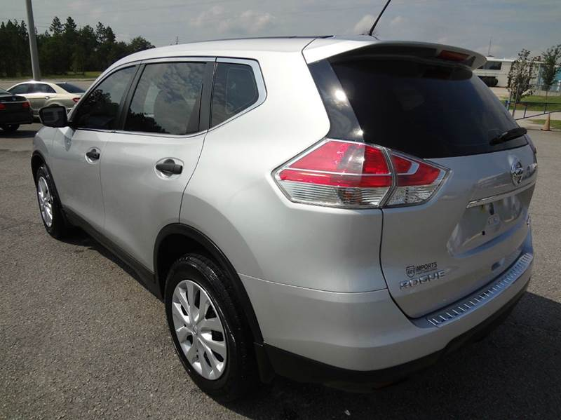 2016 Nissan Rogue for sale at 601 Imports, Inc in Lugoff SC