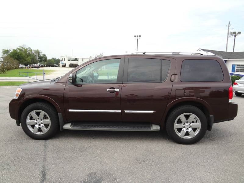 2013 Nissan Armada for sale at 601 Imports, Inc in Lugoff SC