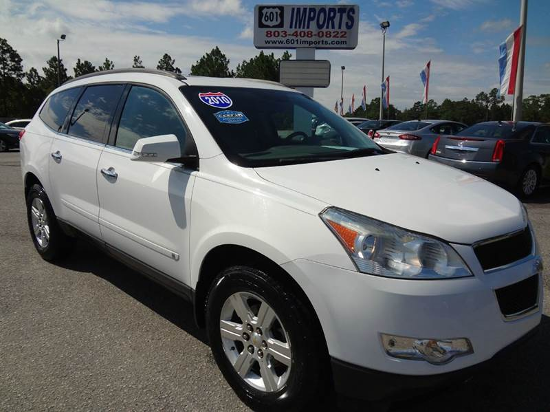 2010 Chevrolet Traverse for sale at 601 Imports, Inc in Lugoff SC