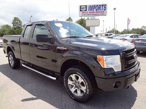 2013 Ford F-150 for sale at 601 Imports, Inc in Lugoff SC