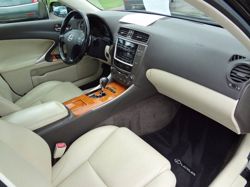 2009 Lexus IS 250 for sale at 601 Imports, Inc in Lugoff SC