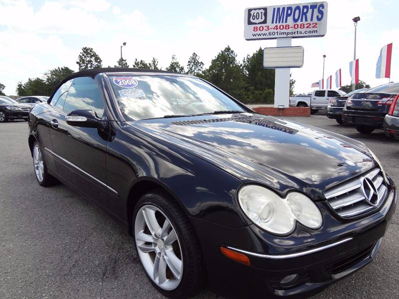 2008 Mercedes-Benz CLK for sale at 601 Imports, Inc in Lugoff SC