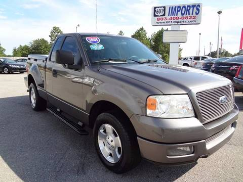 2005 Ford F-150 for sale at 601 Imports, Inc in Lugoff SC